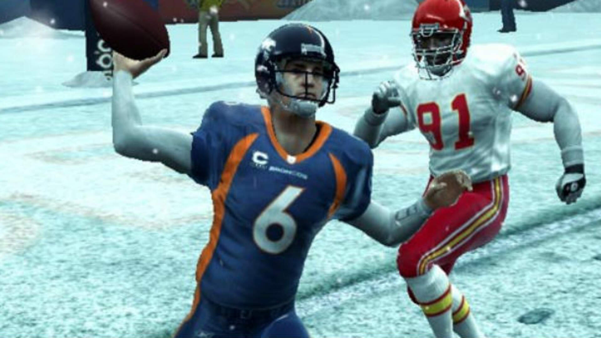 Super Bowl 2018 Depicts Quarterbacks Using PS2-era Character Models