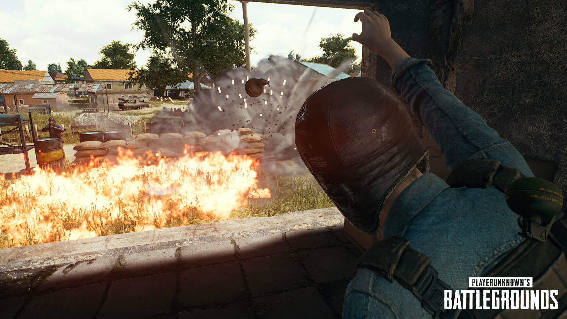 "This Week's PUBG Event Mode is a Grenades-Only Deathmatch Called ""Dodgebomb"""