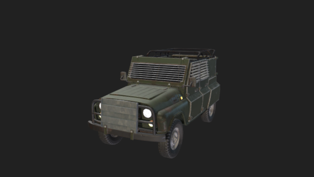 pubg new armored vehicle