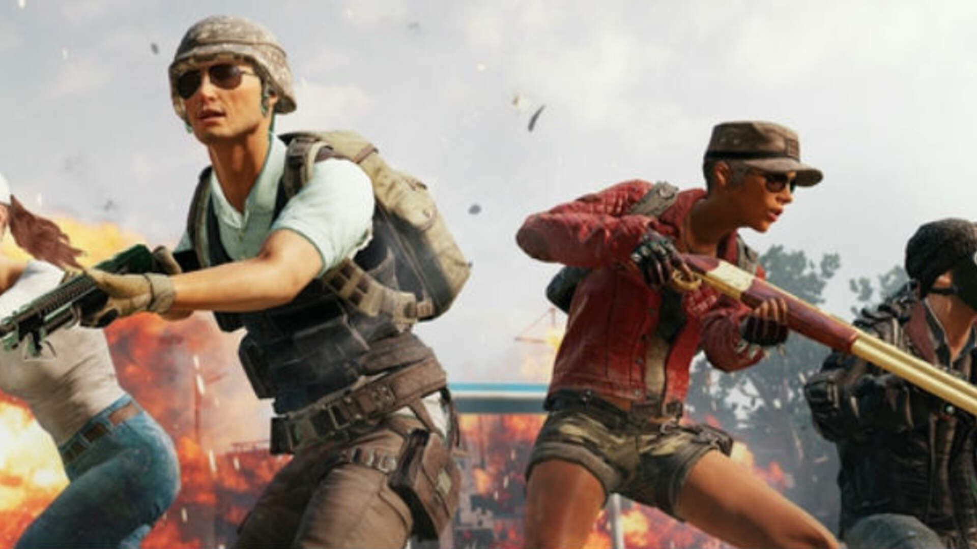 Tequila Sunrise PUBG Event Goes Live Today