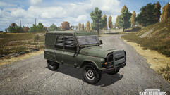 "PUBG's New Event, ""Metal Rain,"" Lets You Summon Heavily Armored UAZ Vans From the Sky"