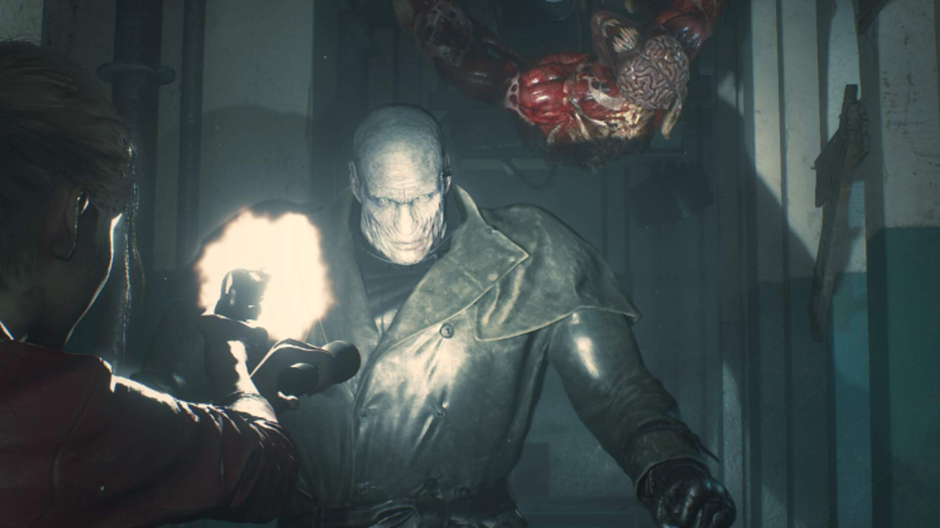 Resident Evil 2 Remake Preview: A Night With the Stronger, More Annoying Mr. X