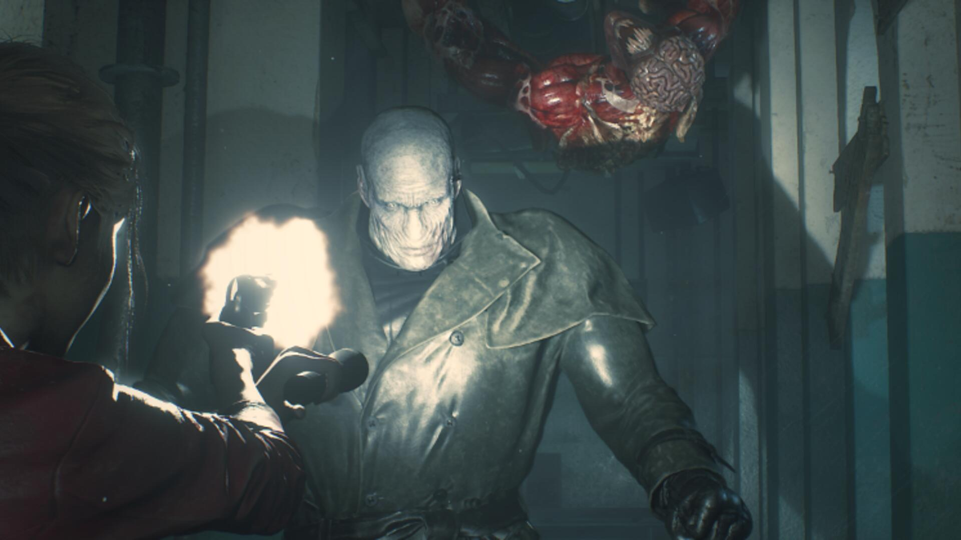 Resident Evil 2 Remake Preview A Night With The Stronger More