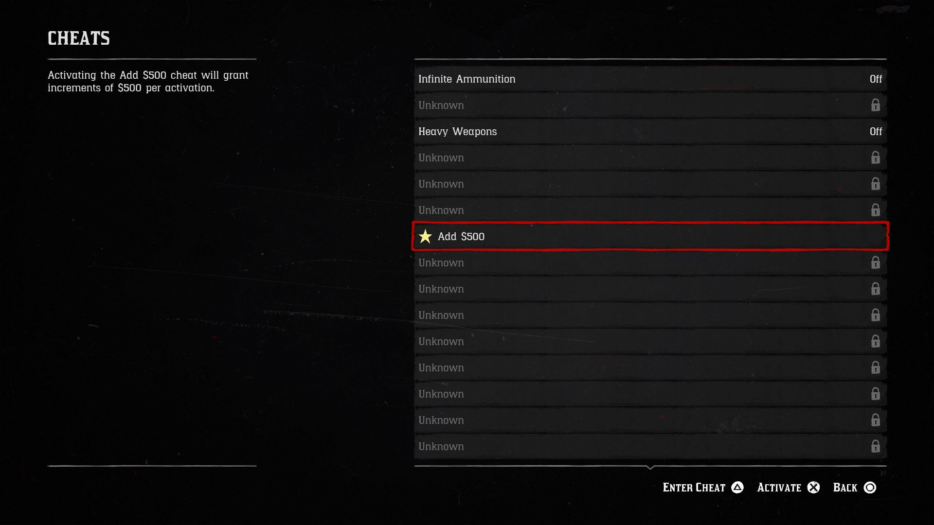 Red Dead Redemption 2 Cheat Codes - How to Find Cheats in