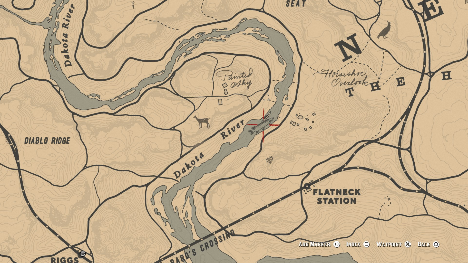 Red Dead Redemption 2 Legendary Fish Locations Best Lures For
