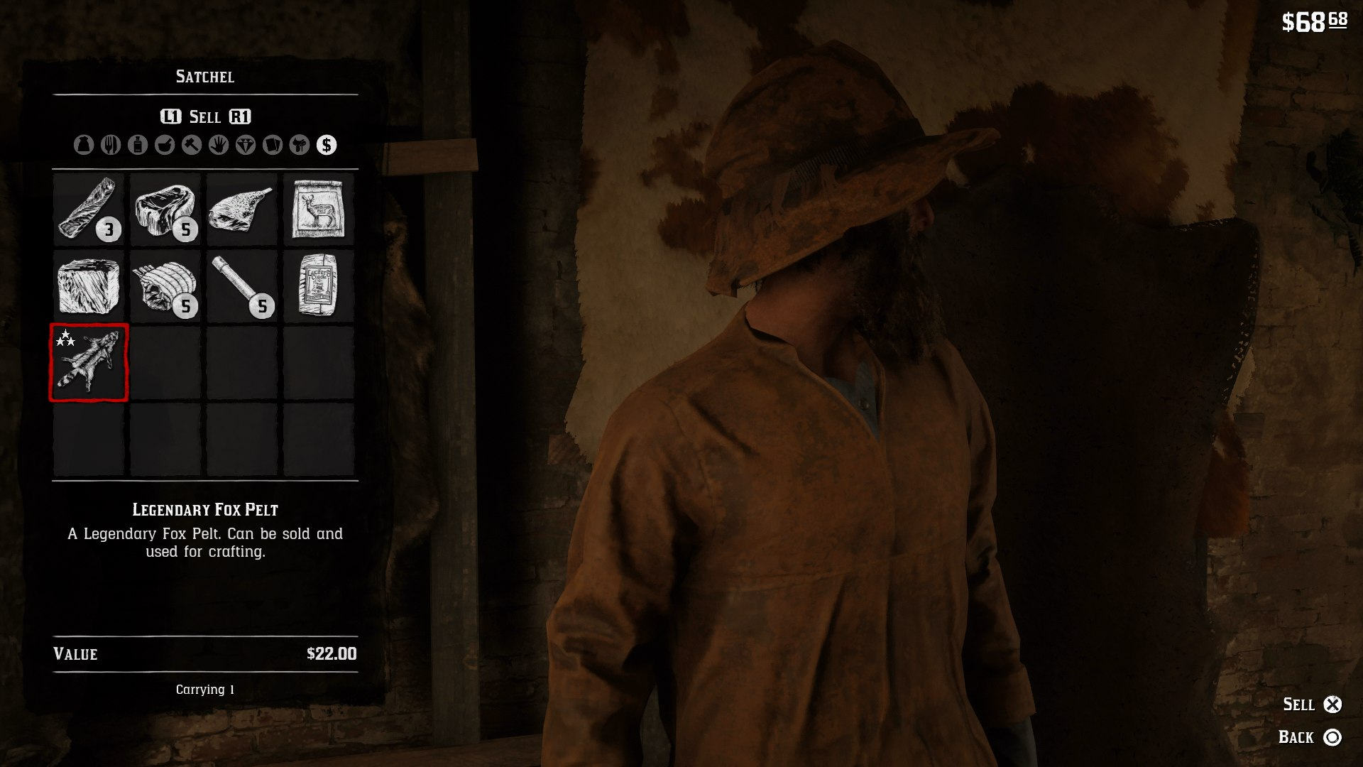 Red Dead Redemption 2 Legendary Fox Location - How to Get the