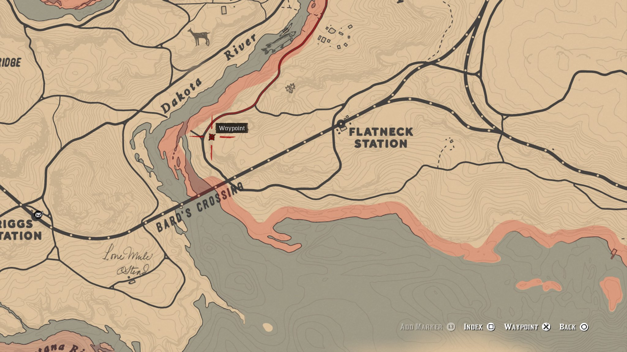 Red Dead Redemption 2 Jack Hall Treasure Locations - Where