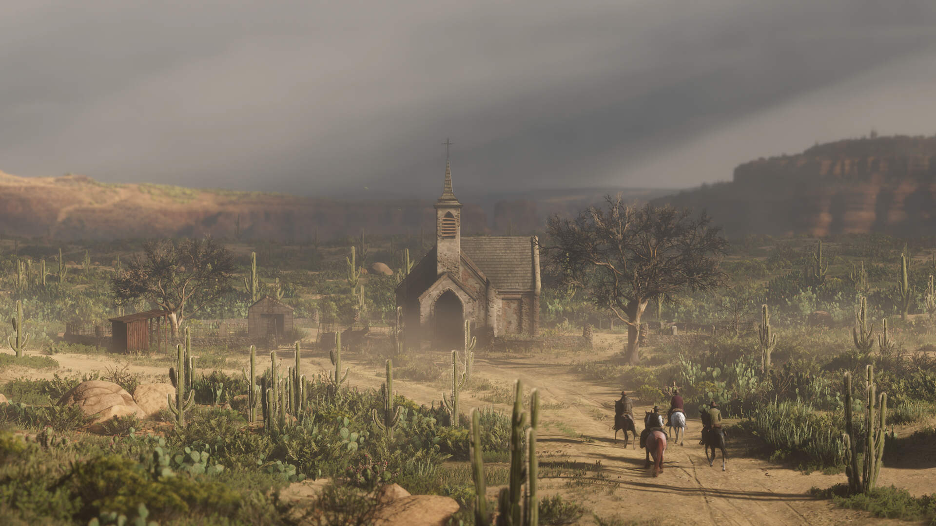 Red Dead Online: Legendary Sapa Cougar Location