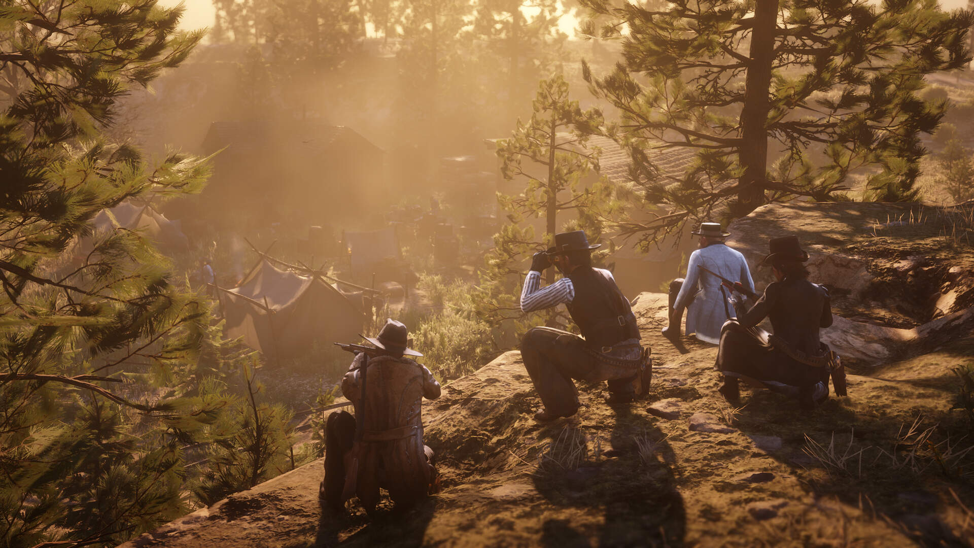 Red Dead Online is Making Guns Cheaper and Cash Rewards Better Starting Today
