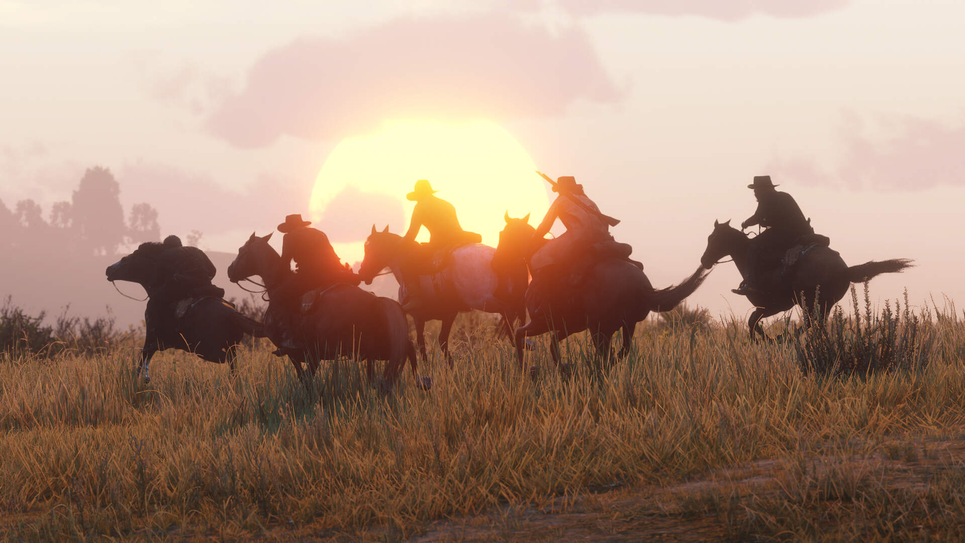 Zombies May Be Appearing in Red Dead Online, If It's Not a Glitch