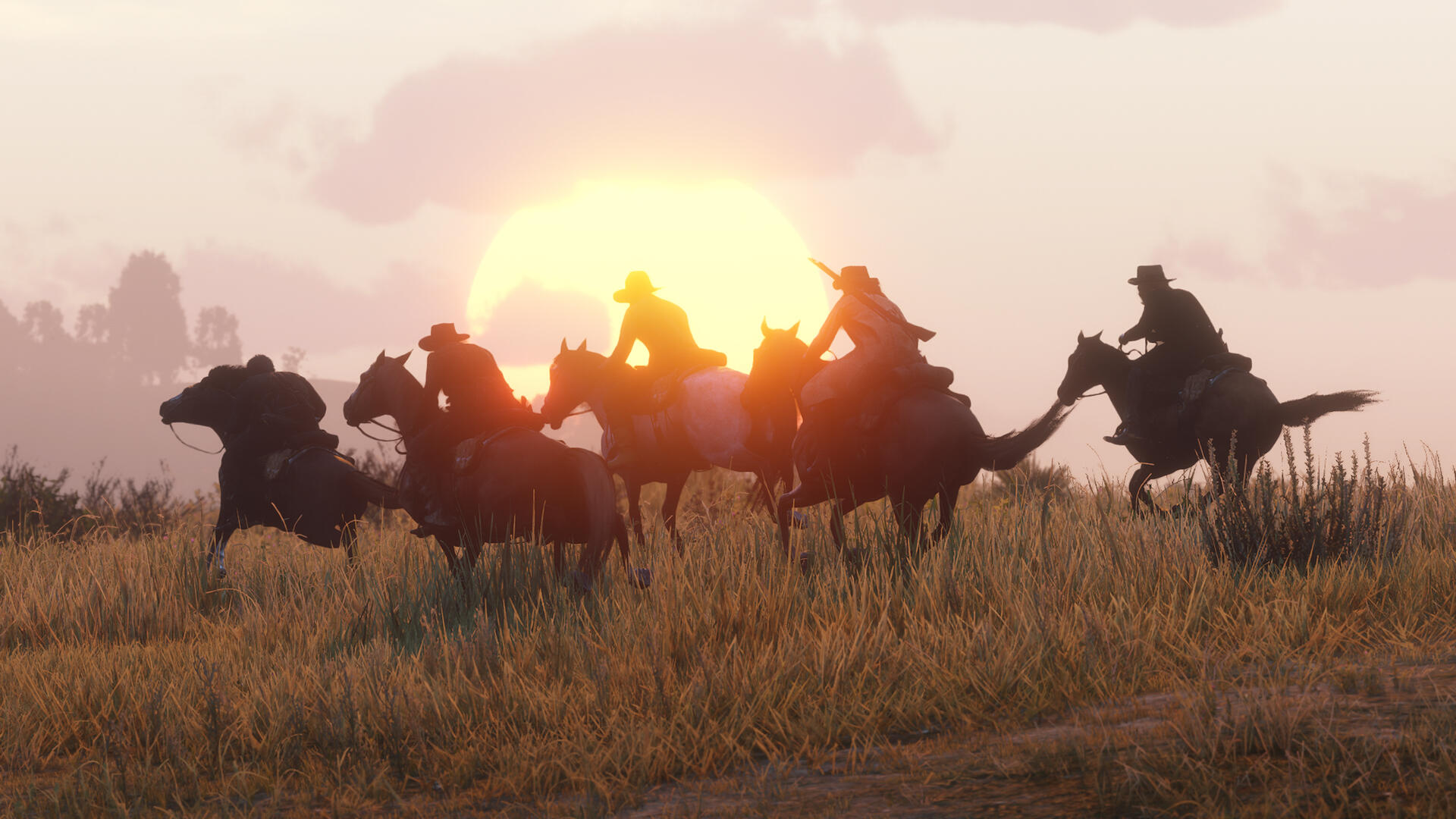 Red Dead Online is Introducing a Role System For Bounty Hunting, Trading, and Treasure Collecting