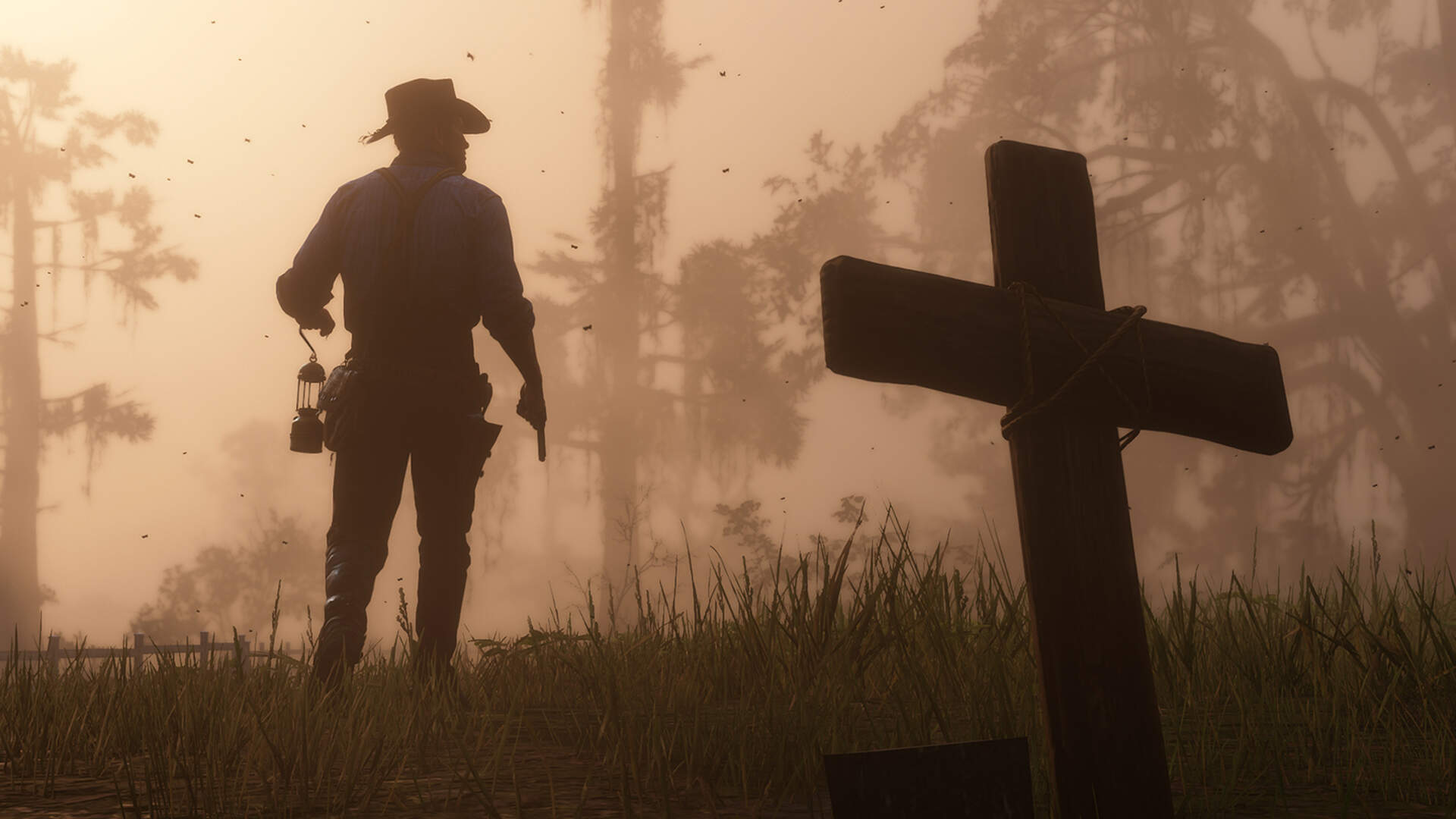 The Unique Trauma I Shared With Red Dead Redemption 2