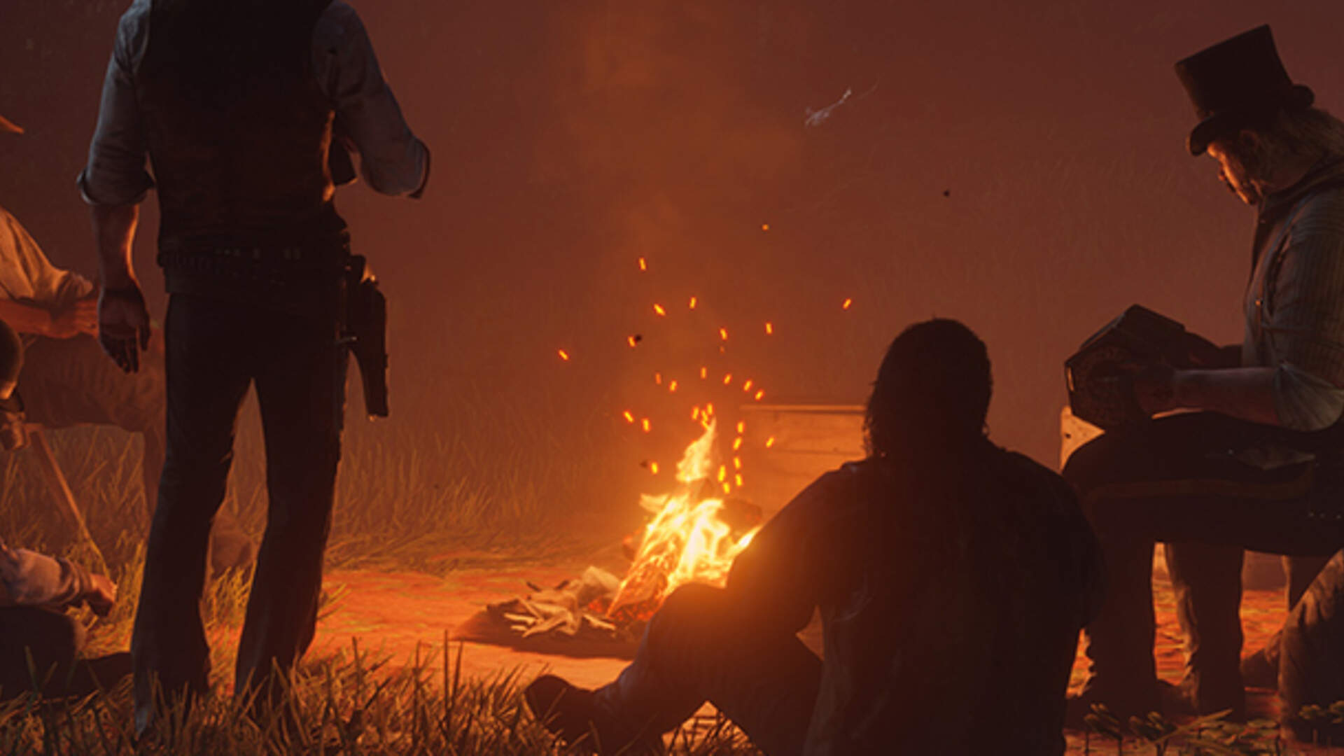 Red Dead Redemption 2 Has a Button Command for Spinning Your Revolver, John Wayne-Style