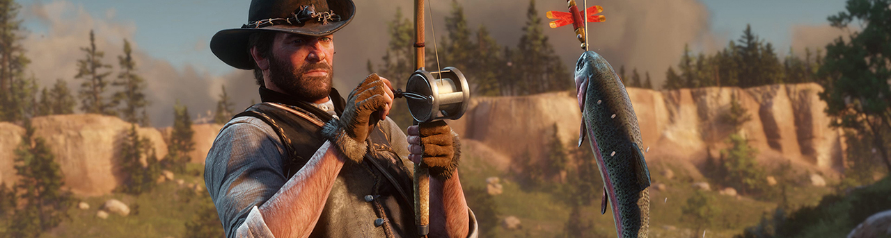 Red Dead Redemption 2 Datamine Shows You Might Be Able to
