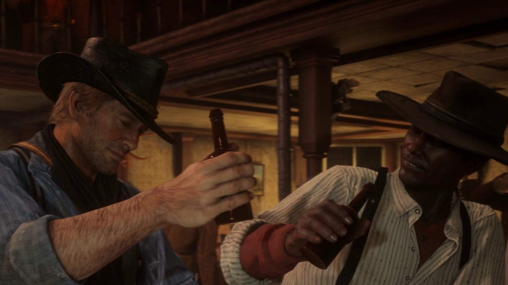 Turn Red Dead Redemption 2 Into Royal Rumble With This Mod