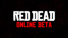 Red Dead Online Beta Coming in November