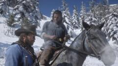 Red Dead Redemption 2 Workaround Lets You Just Hang Out With Charles All Day