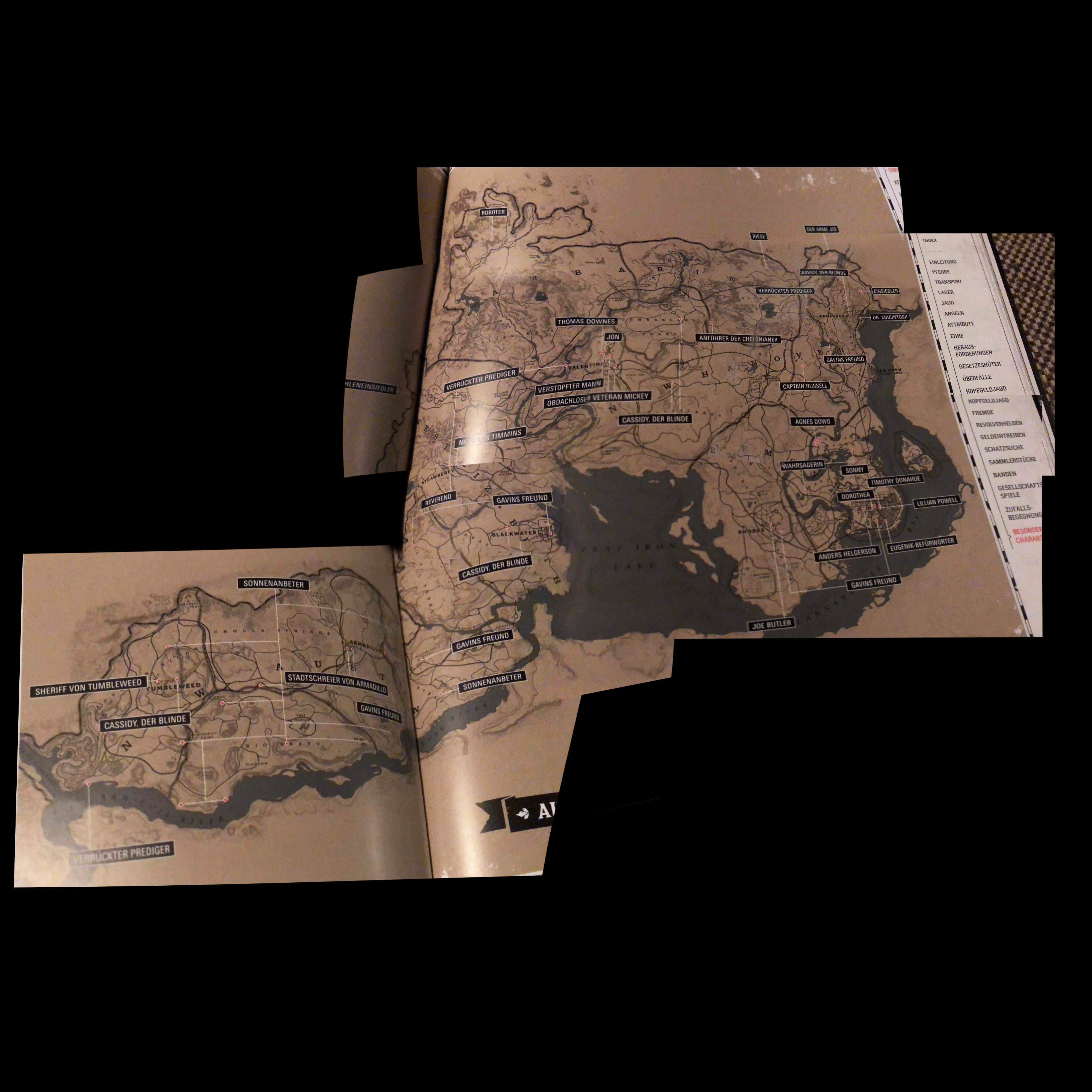 Red Dead 2 World Map.New Red Dead Redemption 2 Leaks Reveals The Full Map Of The Game
