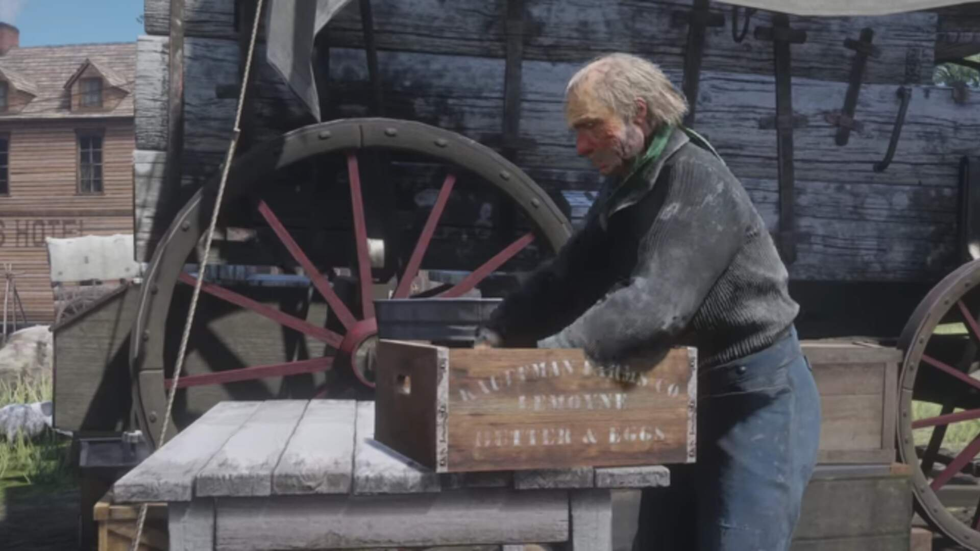 Following Red Dead Redemption 2's NPCs for a Whole Day Reveals the Fascinating Detail of Rockstar's World