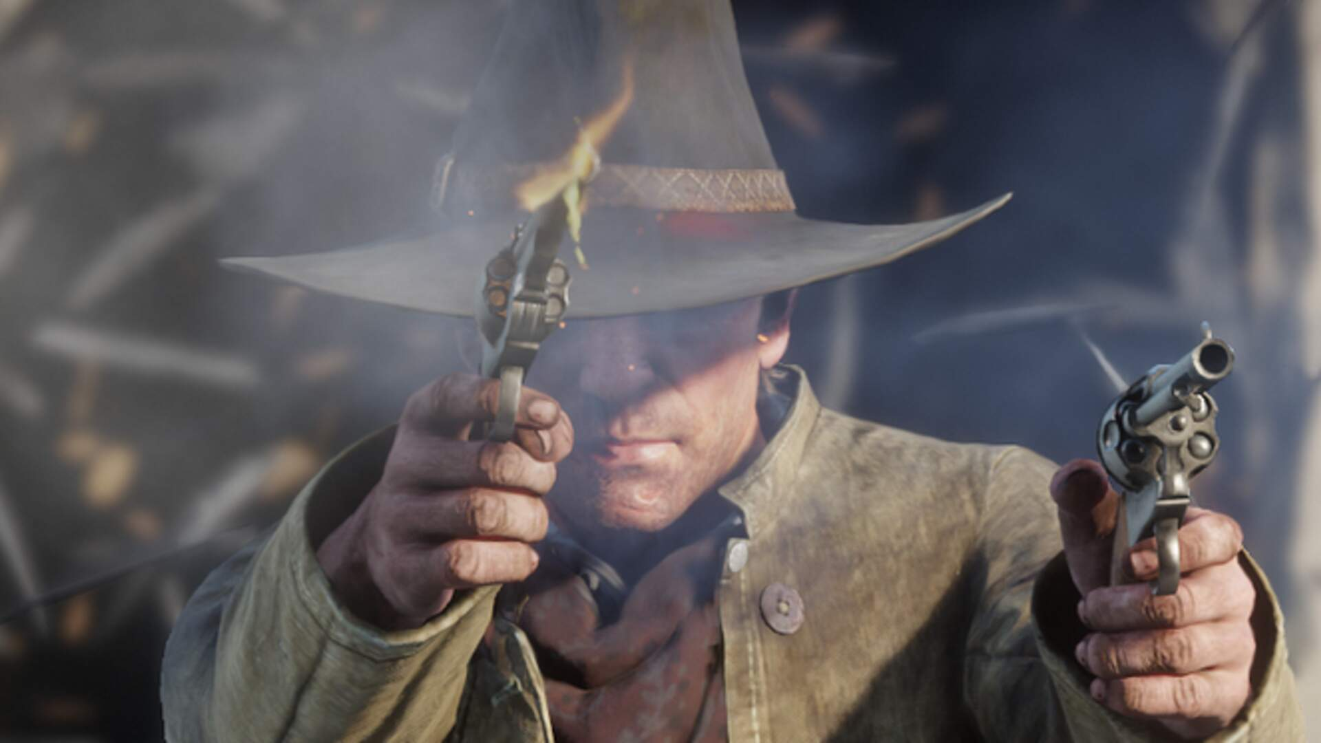 Red Dead Online Leak Reveals Previously-Rumored Battle Royale Mode