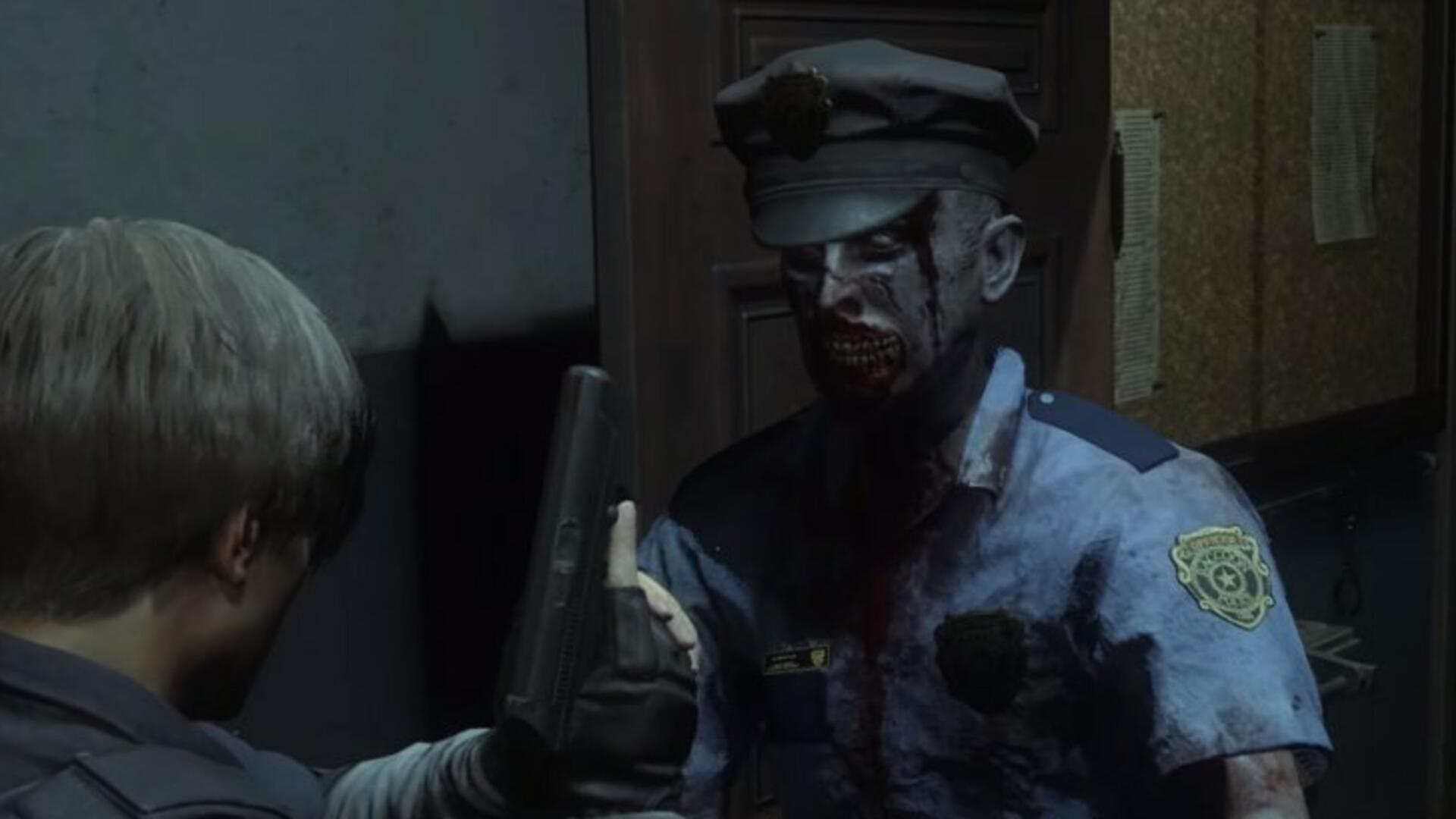Resident Evil 2 Remake Looks Incredible Running at 4K 60 FPS on PC