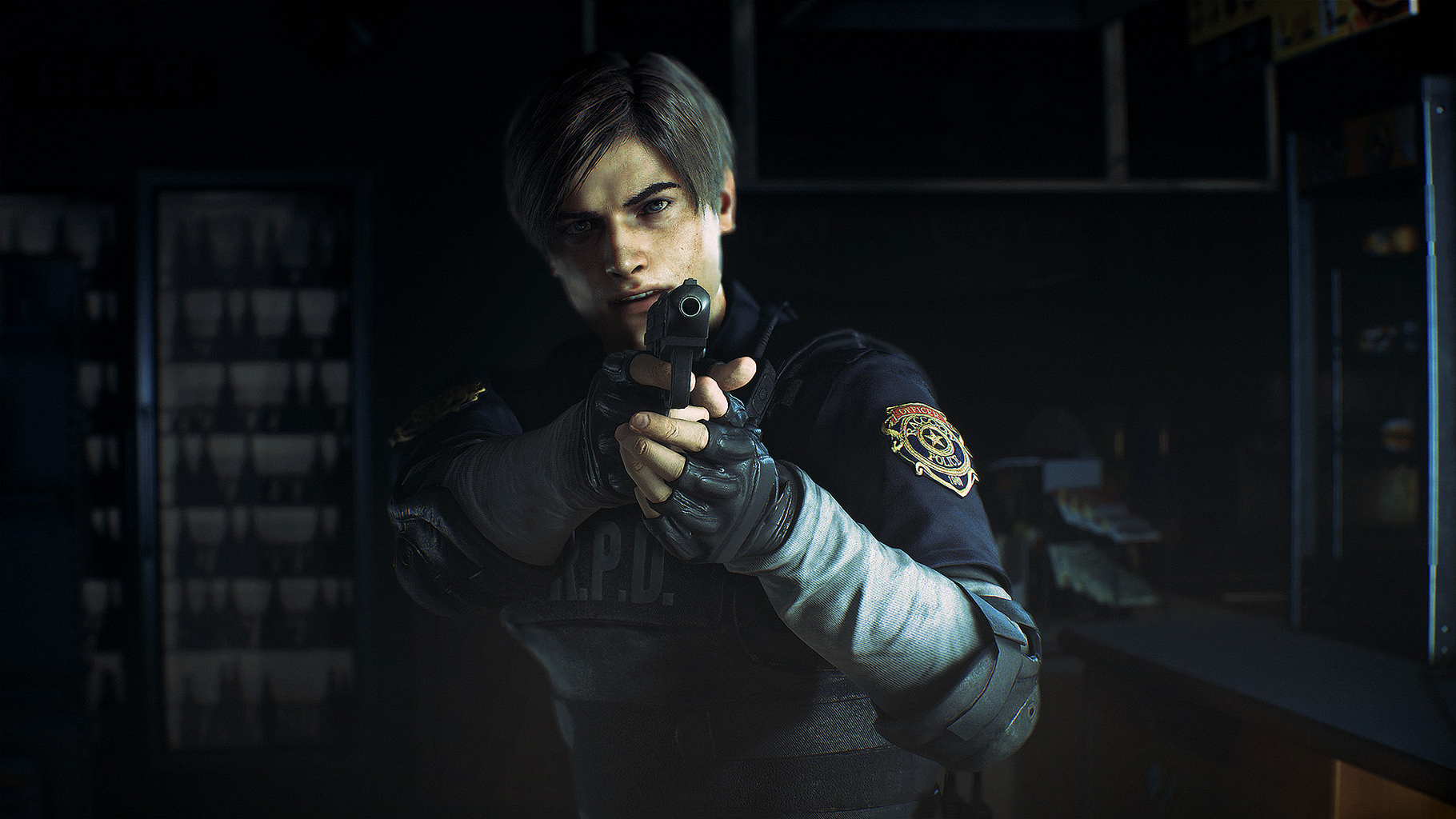 Resident Evil 2 Super Tyrant Boss How To Defeat The Super Tyrant