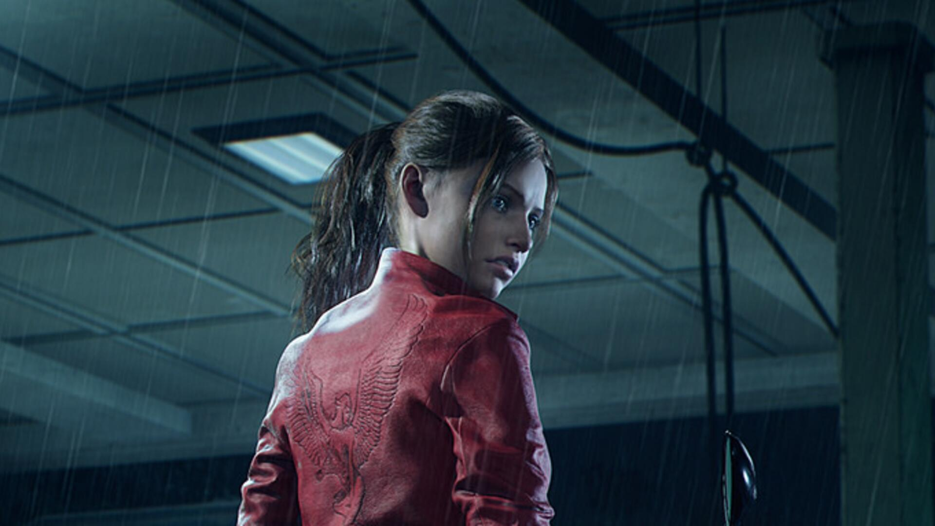 New Resident Evil 2 Remake SDCC Details: Claire's New Design