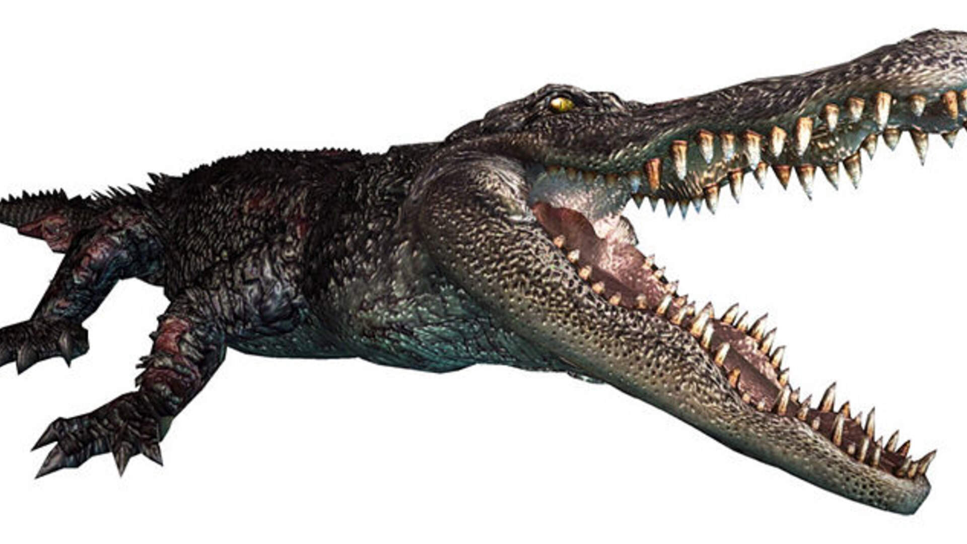Resident Evil 2 Remake Includes the Giant Alligator, Tofu, and Hunk