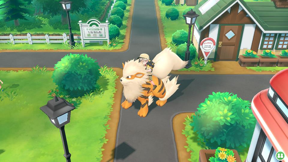 The Craziest And Cutest Pokemon Rides In Pokemon Lets Go Usgamer
