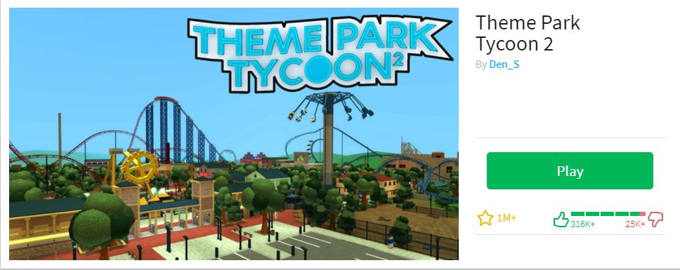 Theme Park Tycoon  Build Height