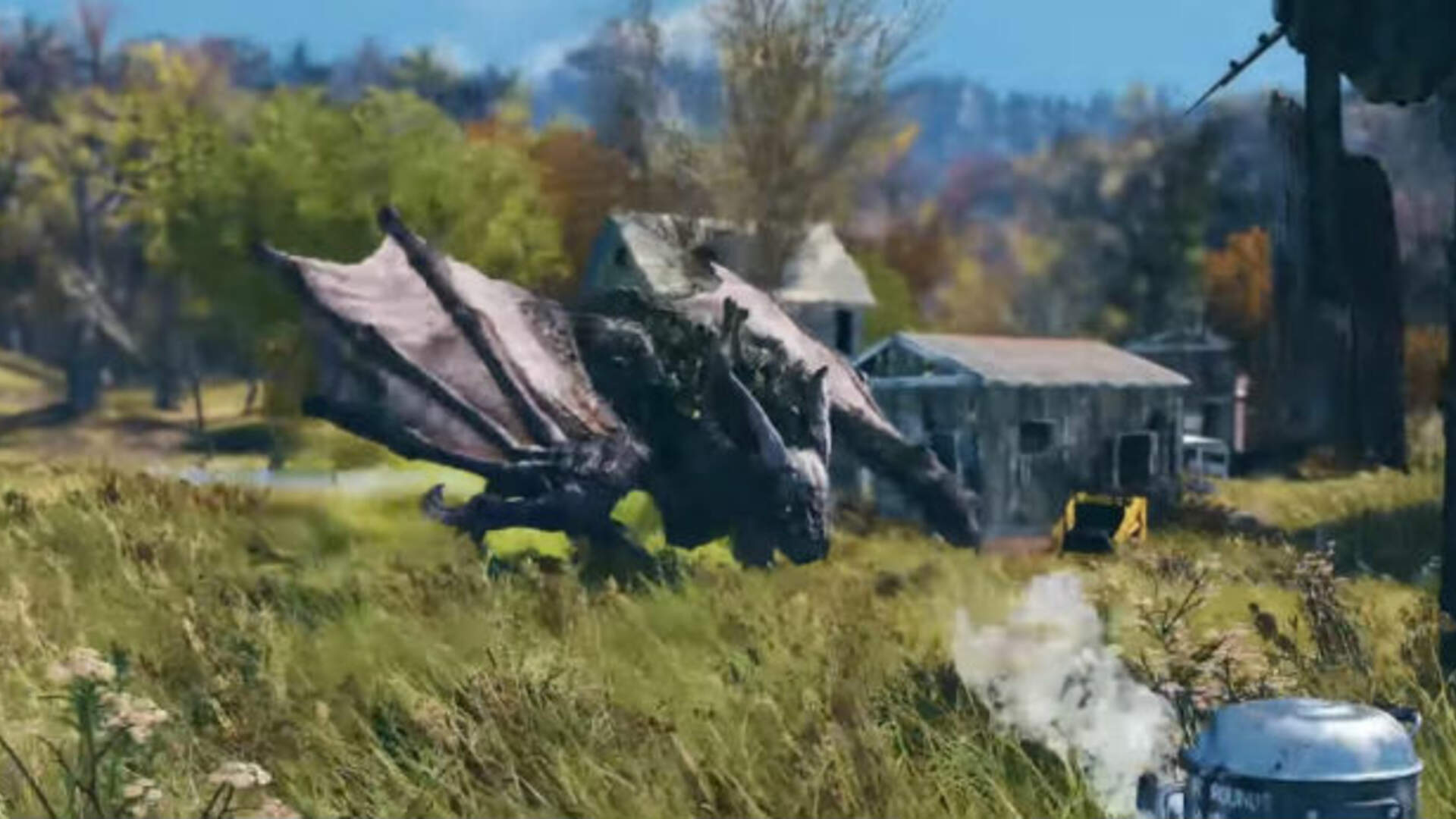 The Scorchbeast is Fallout 76's Answer to Skyrim's Dragons (Except Way More Dangerous)