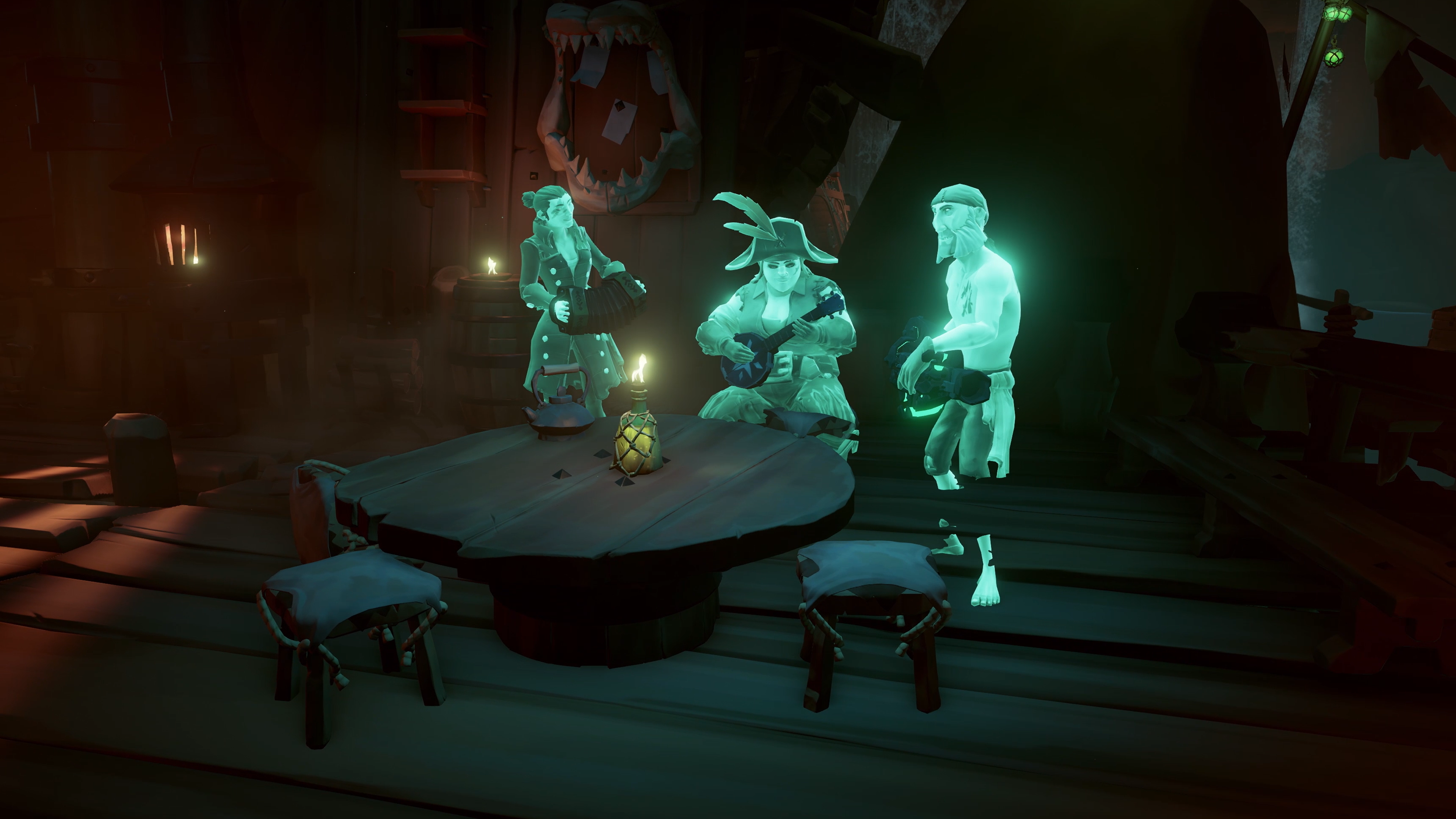 Sea of Thieves Mysterious Stranger Guide - Where to Find the