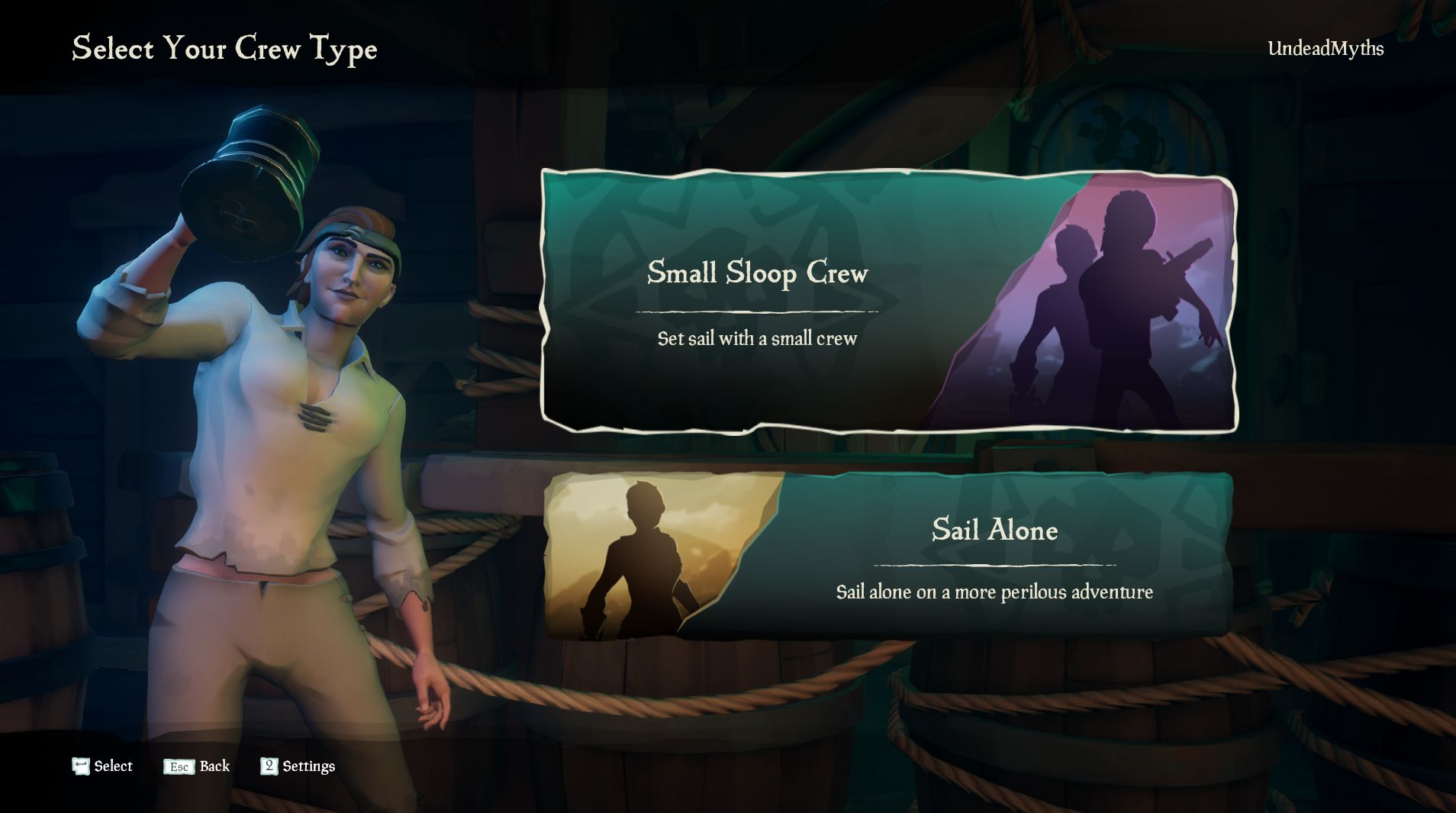 Invite Your Friends to Play Sea of Thieves for Free ...