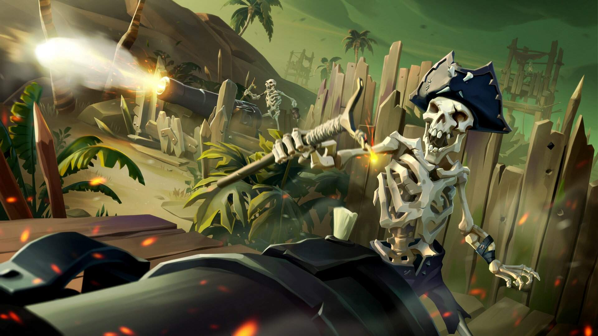 Sea of Thieves: Where to Find and Use Ashen Keys and Ashen Chests
