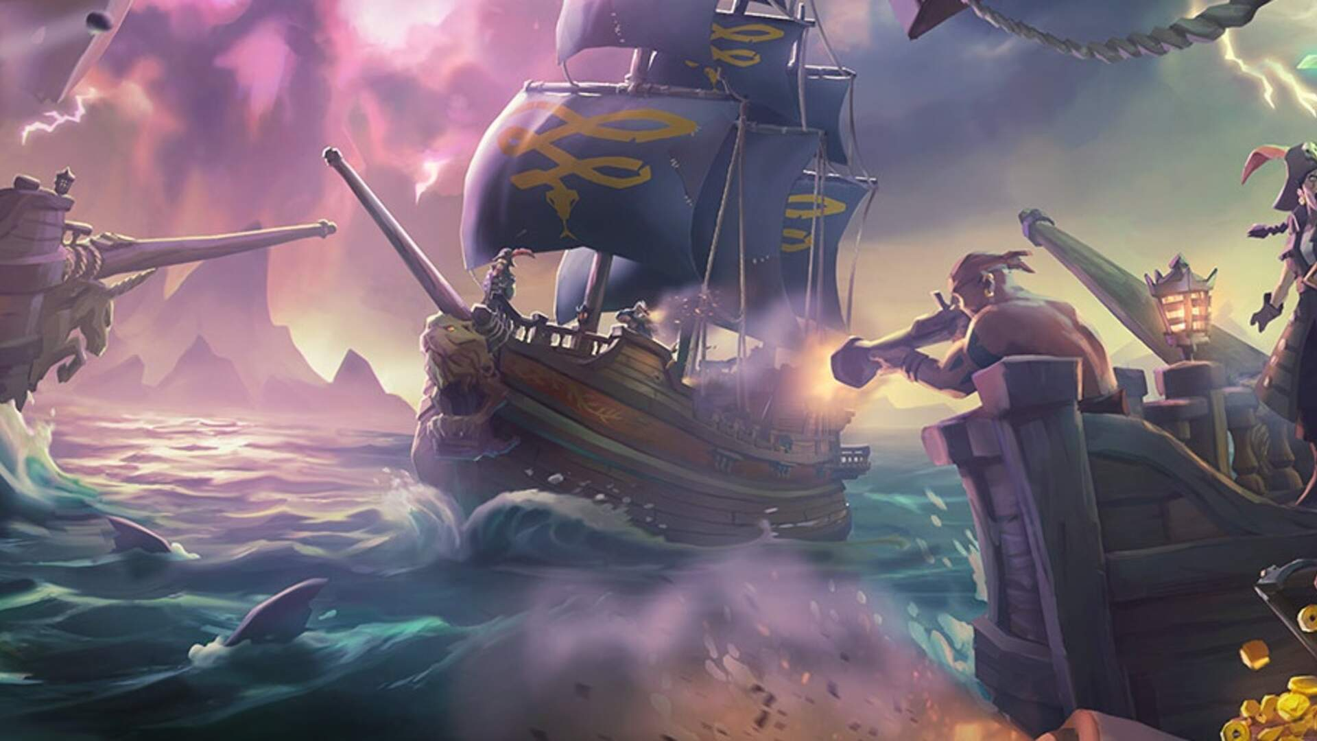 Sea of Thieves Kraken Guide - How to Find the Kraken Location, How to Defeat the Kraken