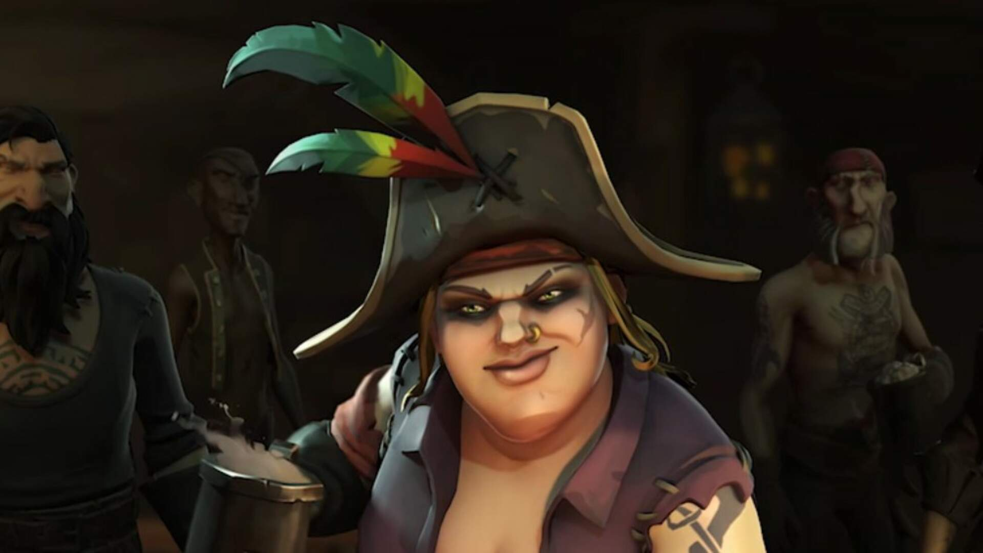 You Can Download New Nvidia GPU Drivers Optimized for Sea of Thieves