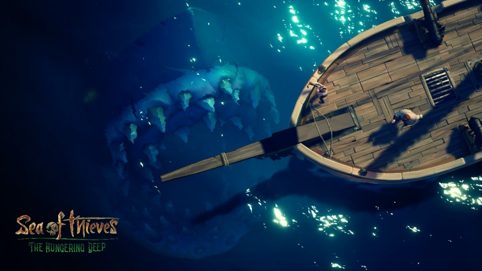 Sea of Thieves Megalodon Guide How to Find the Megalogon How to