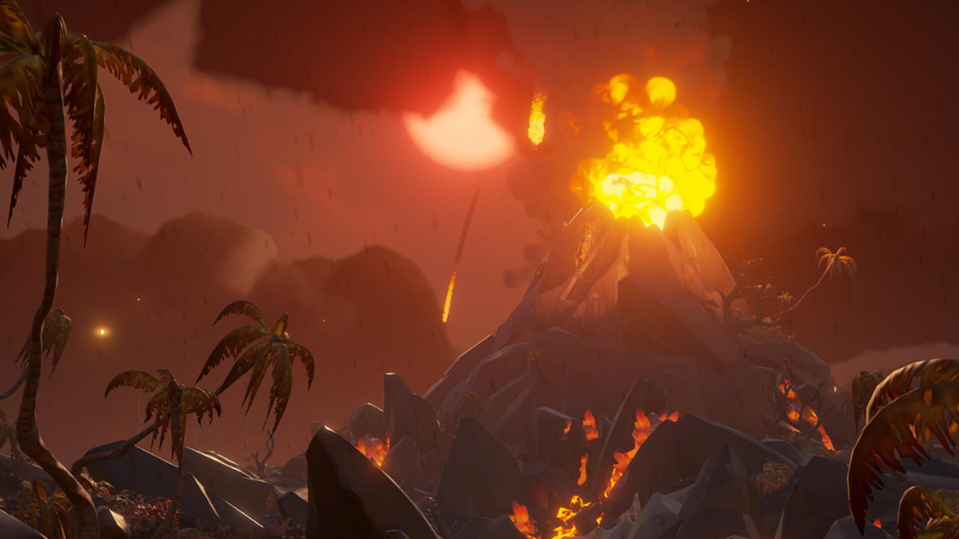 Sea of Thieves Forsaken Shores is Live, New Island, Quest, and Loot Revealed