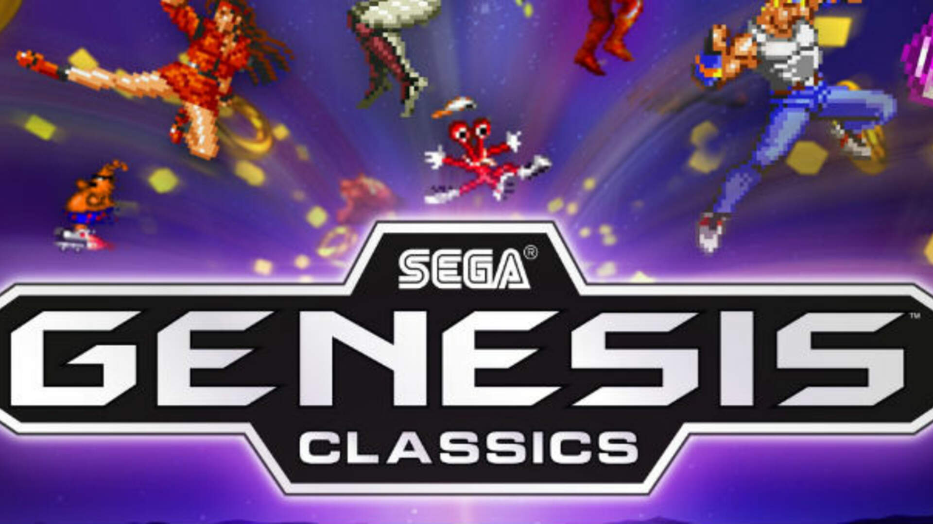 Sega Genesis Classics Can't Help Omitting a Big Piece of Genesis History