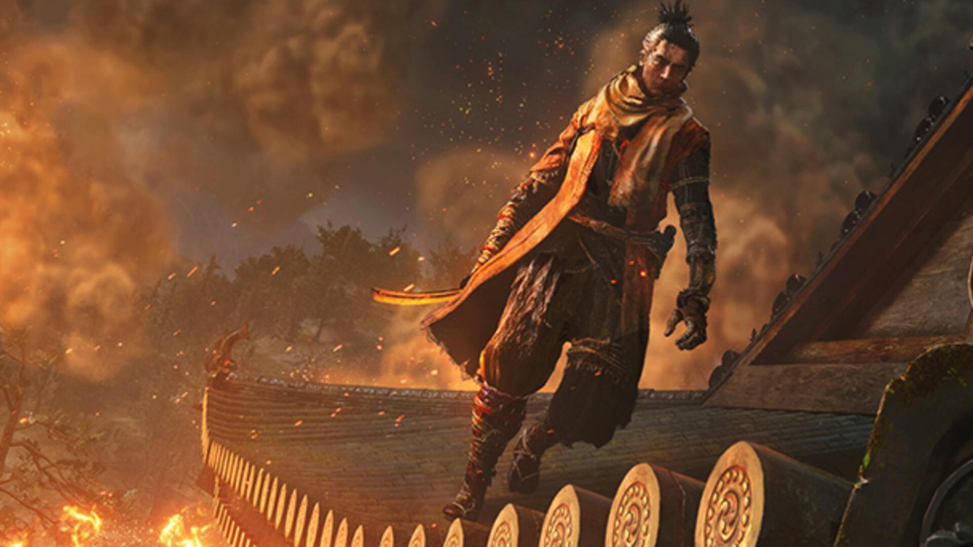 Dark Souls Director Miyazaki on How Sekiro: Shadows Die Twice is a New Direction for FromSoftware