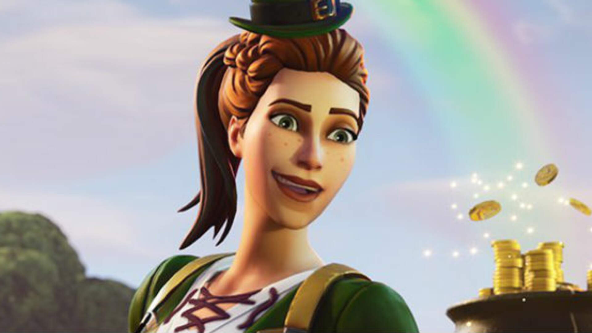 Fortnite's Sgt Green Clover Outfit is Back for a Limited Time