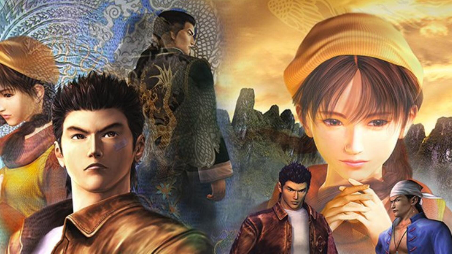 Shenmue 1 and 2 HD Remaster is Coming to PS4, Xbox One, and PC in 2018