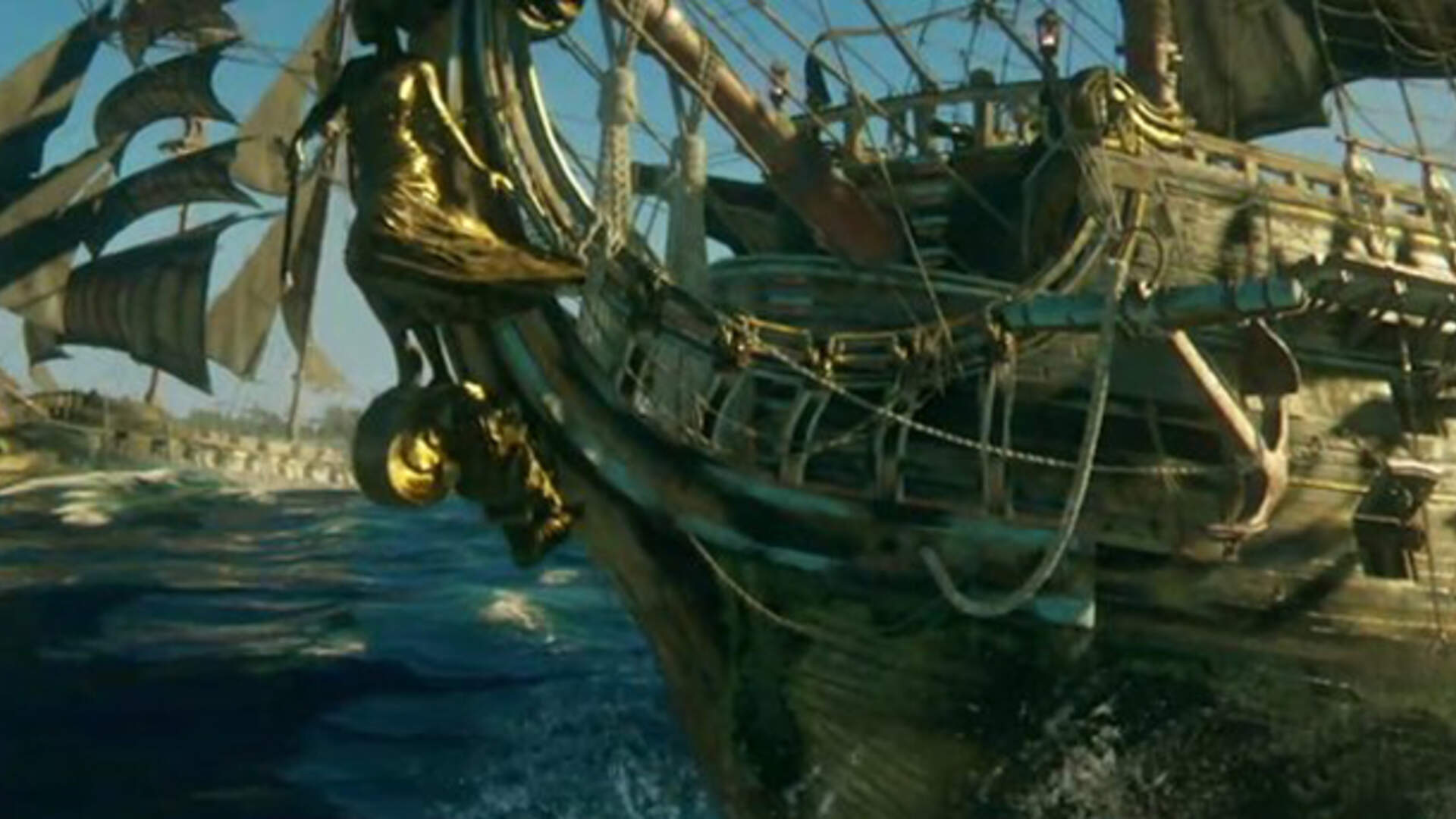 Skull and Bones Will Include Dynamic Weather, Online Ship Battles When it Releases in 2019