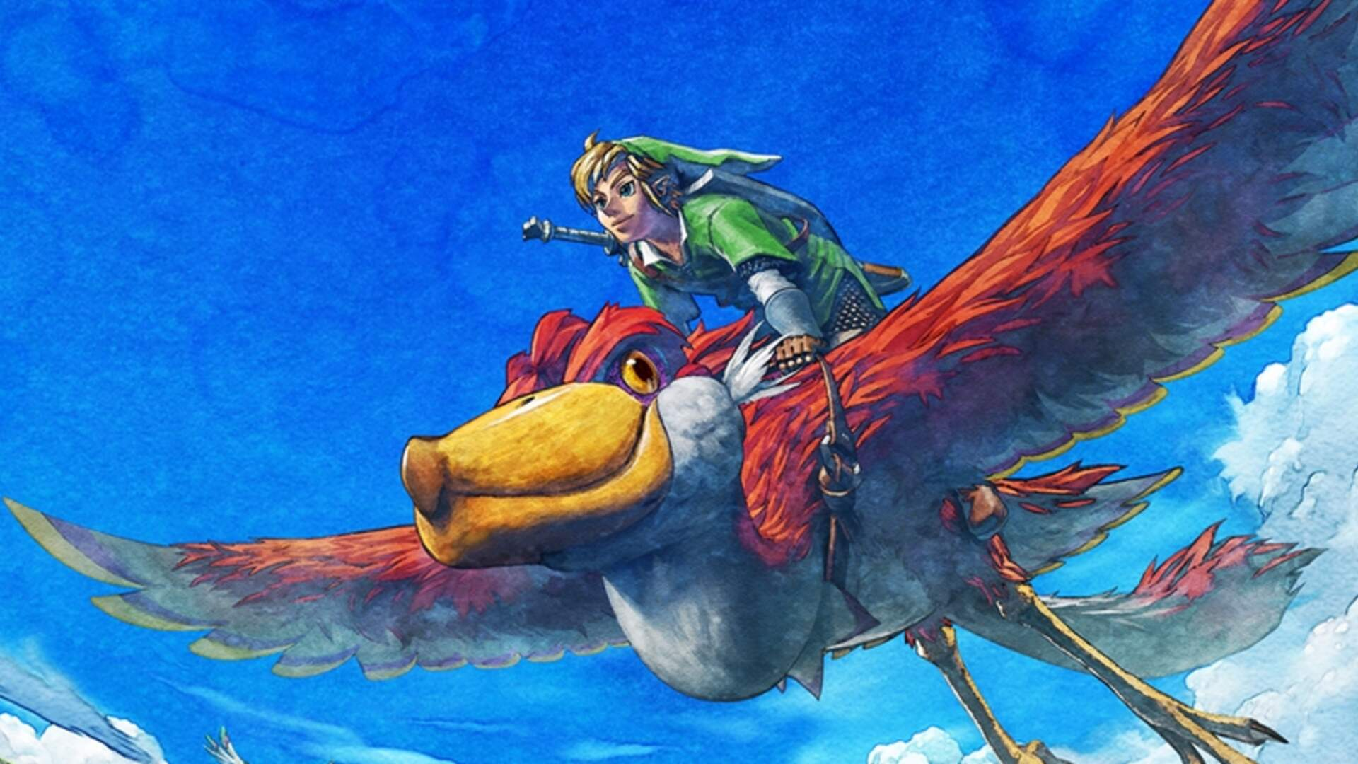 Nintendo Denies Rumors Zelda: Skyward Sword is Coming to the Switch