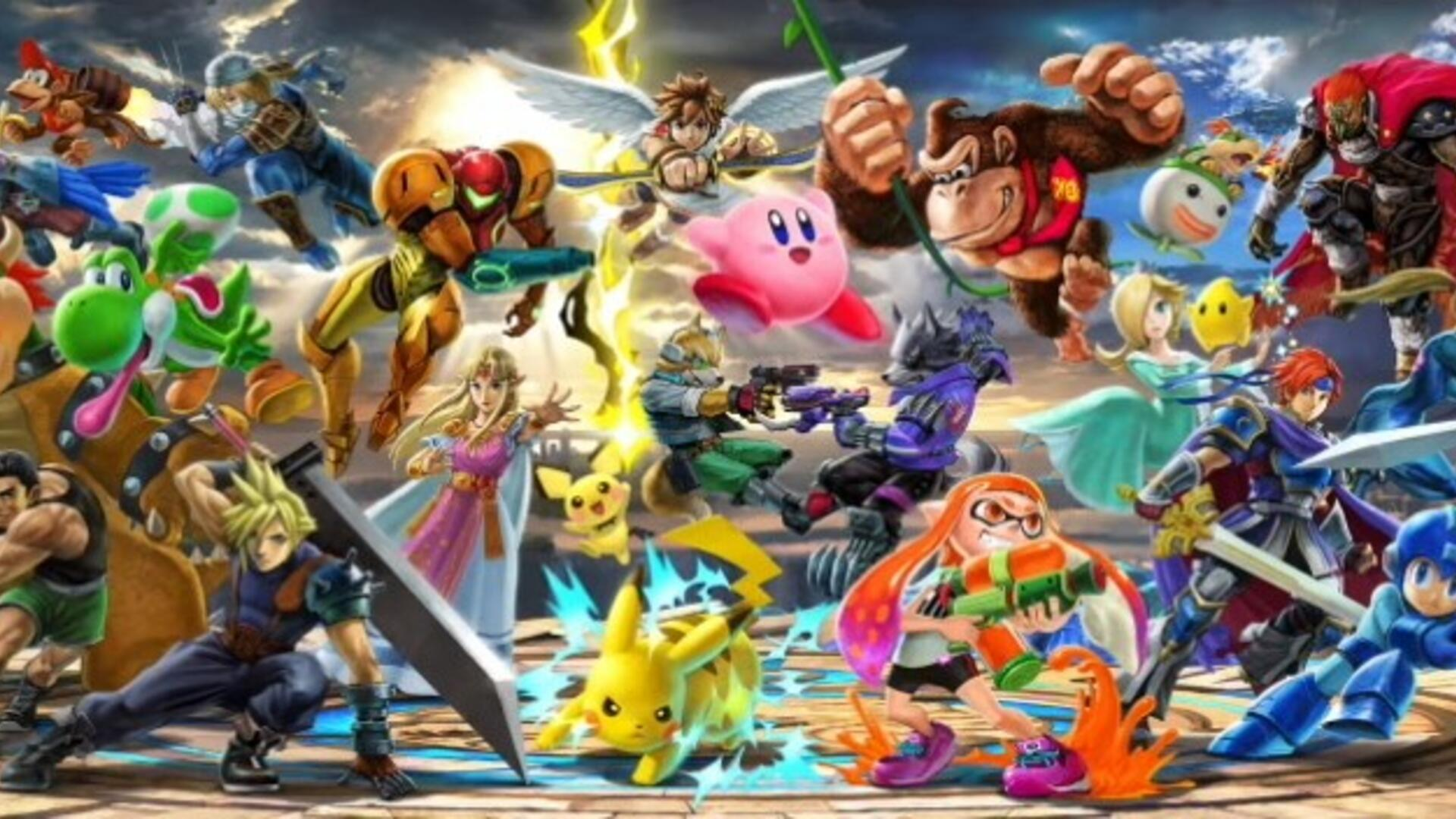 Smash Bros. Ultimate Leaks Looking Less Real All the Time as Company Associated With Leaks Releases Strong Denial
