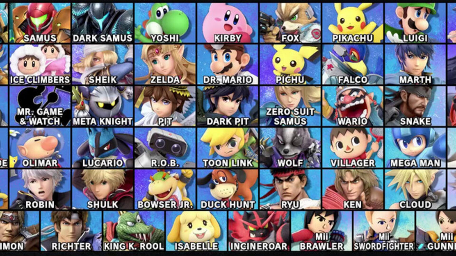 Super Smash Bros. Ultimate Character Unlock Grind Proving Controversial Among Players
