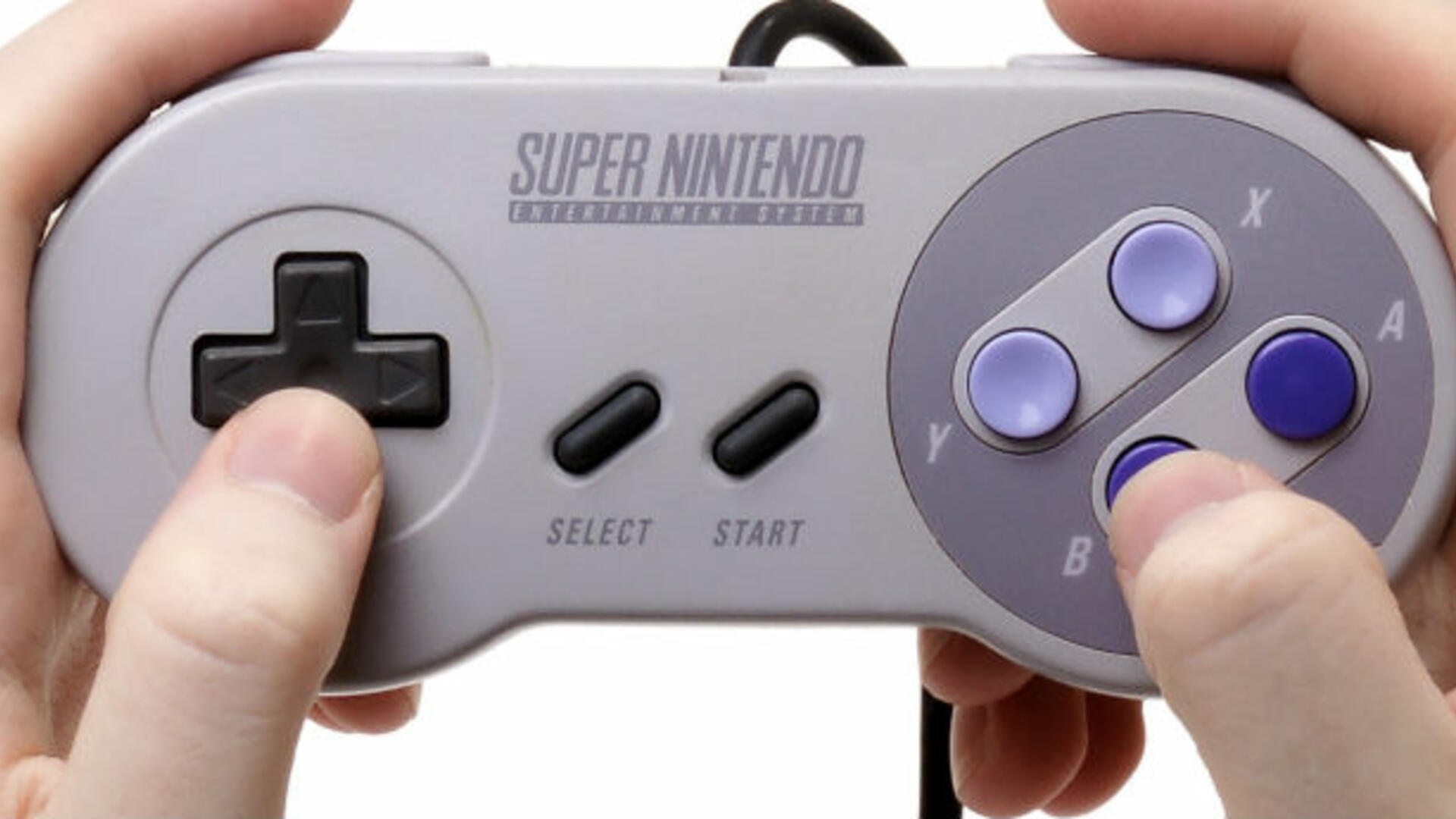 If You Open a Super Nintendo Controller, You'll Find Something Cool