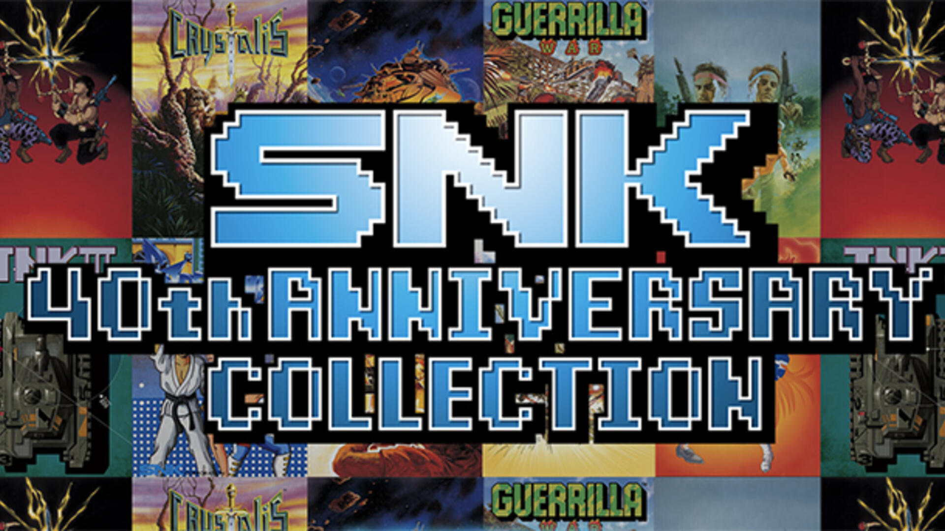 """Every Arcade Re-Release Should Have the SNK 40th Anniversary Collection's """"Watch"""" Feature"""