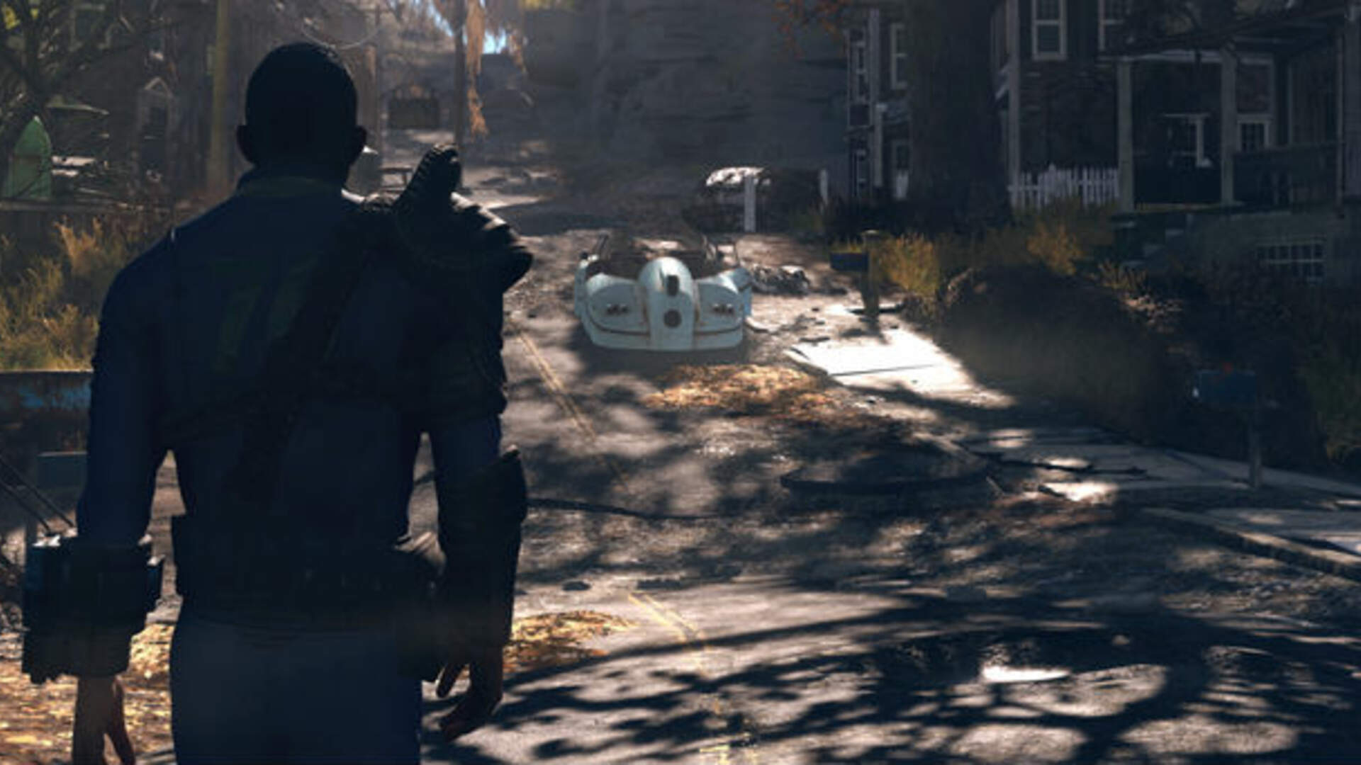 Fallout 76 Played Solo Is a Lonely, Not Lifeless Experience