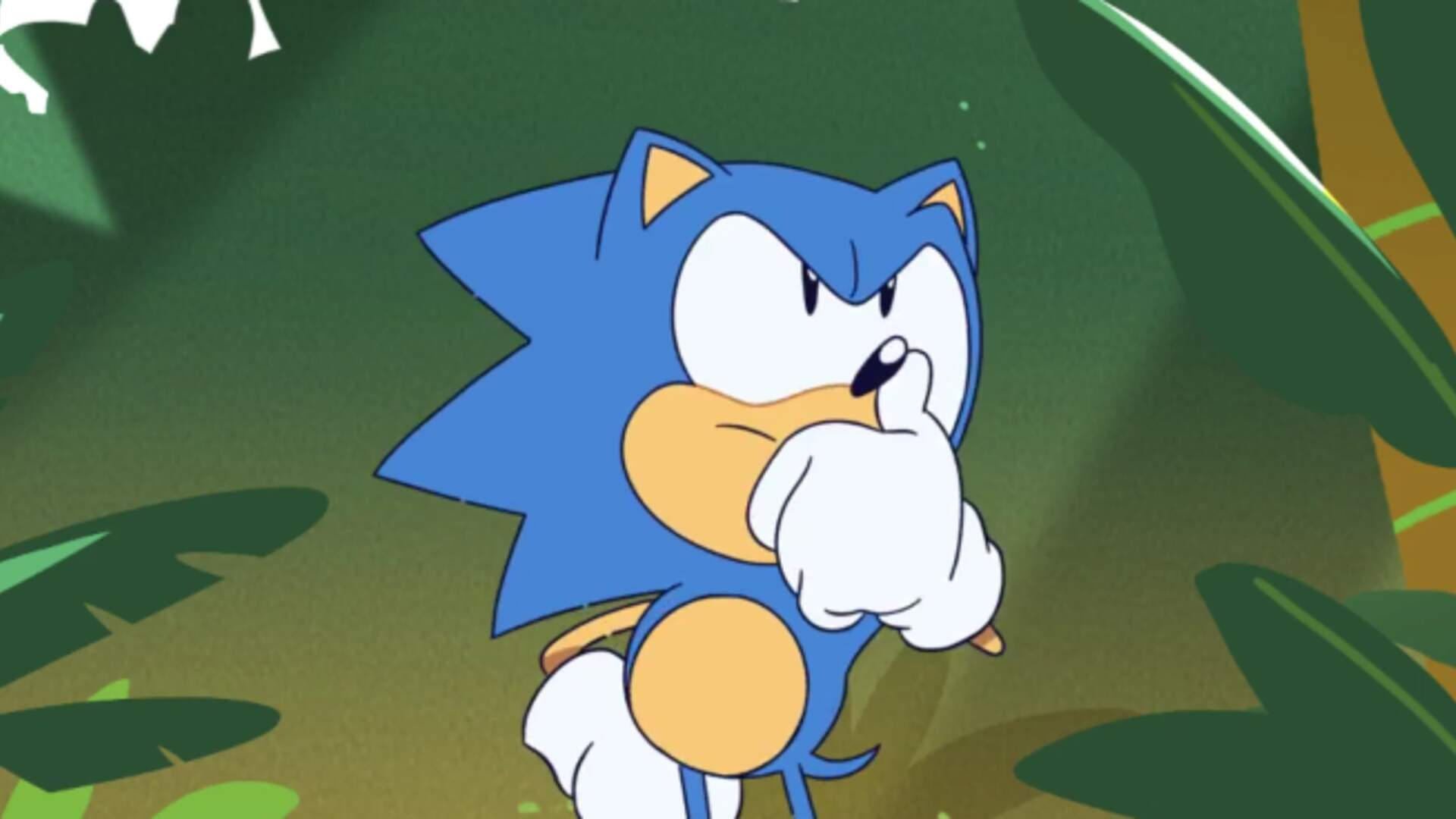 Check Out the First Episode of the Sonic Mania Adventure Mini Cartoon